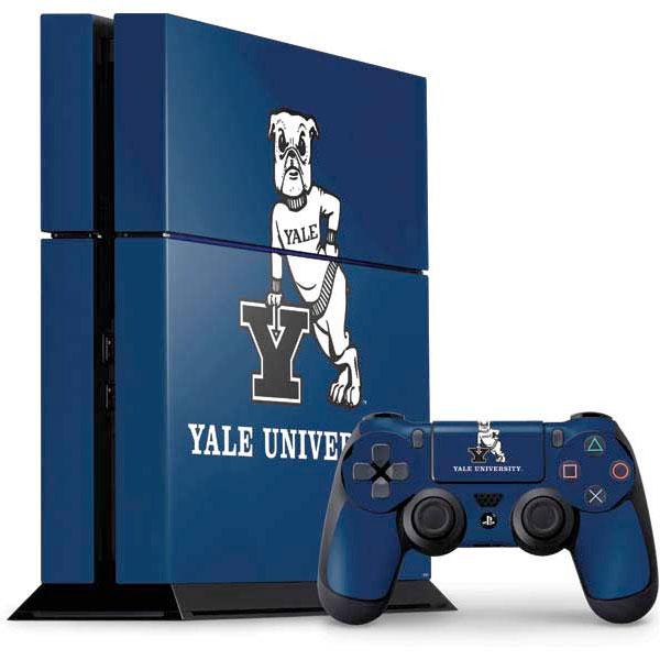 Shop YALE University PlayStation Gaming Skins