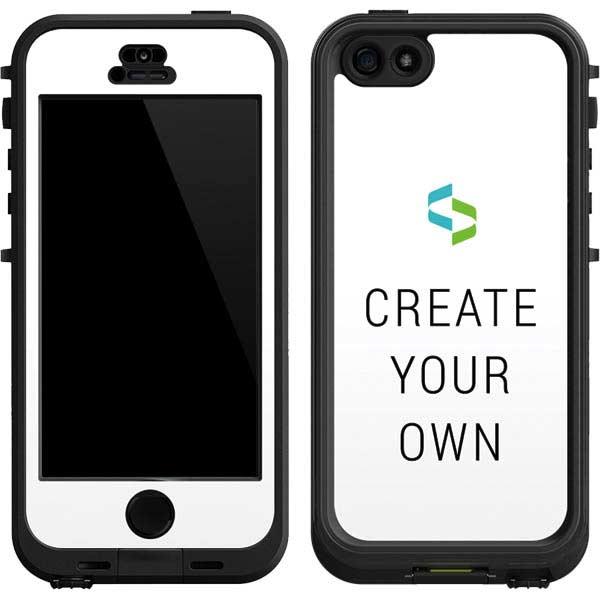 custom lifeproof nuud case for apple iphone 5 skin skinit