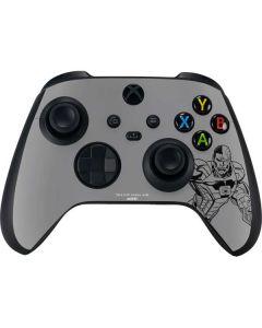 Cyborg Comic Pop Xbox Series X Controller Skin