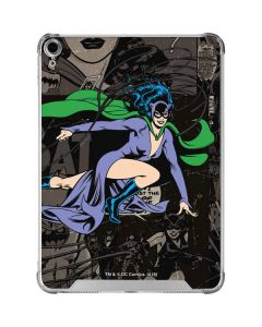 Catwoman Mixed Media iPad Air 10.9in (2020) Clear Case