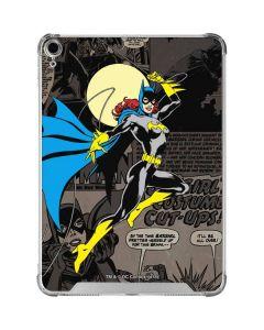 Batgirl Mixed Media iPad Air 10.9in (2020) Clear Case