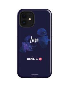 WALL-E Love iPhone 12 Case