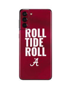 Alabama Roll Tide Roll Galaxy S21 Plus 5G Skin