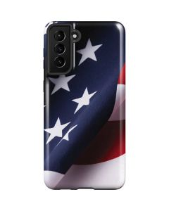 The American Flag Galaxy S21 Plus 5G Case