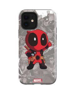 Deadpool Hello iPhone 12 Case