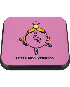Little Miss Princess Wireless Charger Single Skin