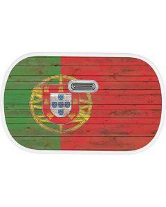 Portuguese Flag Dark Wood Link Skin