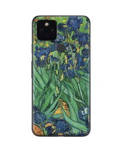 van Gogh - Irises Google Pixel 4a 5G Skin
