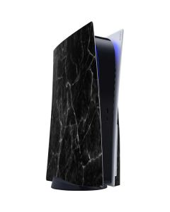 Black Marble PS5 Console Skin