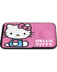 Hello Kitty Sitting Pink Wireless Charger Duo Skin