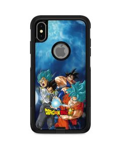 Goku Vegeta Super Ball Otterbox Commuter iPhone Skin
