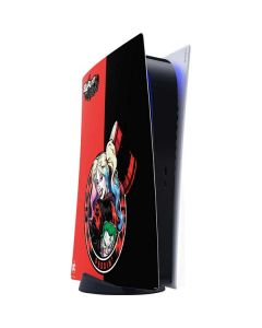 Harley Quinn Puddin PS5 Digital Edition Console Skin