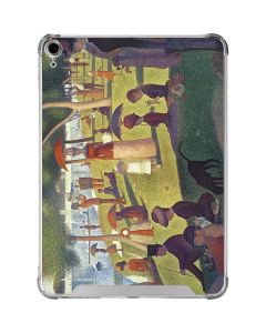 Sunday Afternoon on the Island of La Grande Jatte iPad Air 10.9in (2020) Clear Case