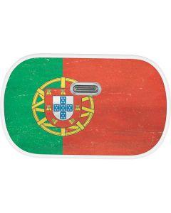 Portugal Flag Distressed Link Skin