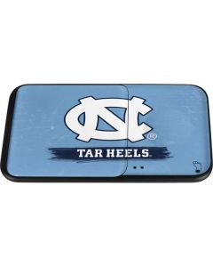 North Carolina Tar Heels Wireless Charger Duo Skin