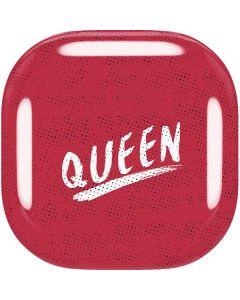 Queen Galaxy Buds Live Skin