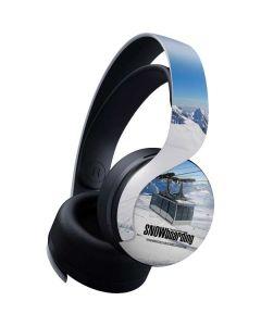 TransWorld SNOWboarding Lift PULSE 3D Wireless Headset for PS5 Skin