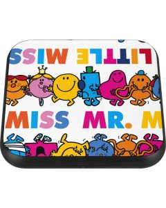 Mr Men Little Miss Characters Bold Wireless Charger Single Skin