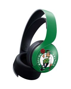 Boston Celtics Large Logo PULSE 3D Wireless Headset for PS5 Skin
