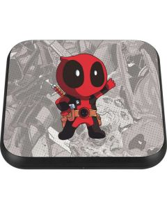 Deadpool Hello Wireless Charger Single Skin
