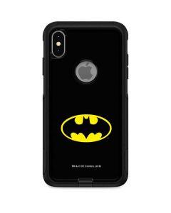 Batman Official Logo Otterbox Commuter iPhone Skin