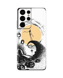 Jack Skellington Pumpkin King Galaxy S21 Ultra 5G Skin