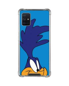 Road Runner Zoomed In Galaxy A51 5G Clear Case