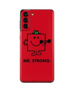 Mr Strong Galaxy S21 Plus 5G Skin