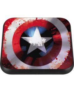 Captain America Shield Wireless Charger Single Skin