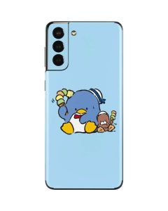 Tuxedosam and Friend with Ice Cream Galaxy S21 Plus 5G Skin