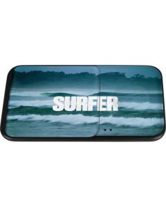 SURFER Magazine Waves Wireless Charger Duo Skin