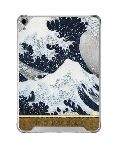 The Great Wave off Kanagawa iPad Air 10.9in (2020) Clear Case