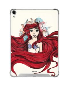 Ariel Illustration iPad Air 10.9in (2020) Clear Case