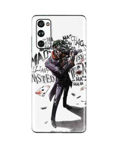 Brilliantly Twisted - The Joker Galaxy S20 Fan Edition Skin
