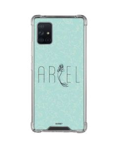 Ariel Daydreamer Galaxy A51 5G Clear Case
