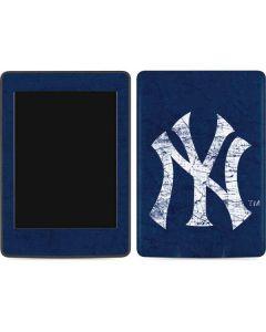 New York Yankees - Solid Distressed Amazon Kindle Skin
