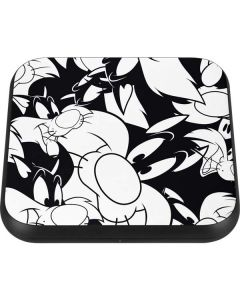 Sylvester Super Sized Pattern Wireless Charger Single Skin
