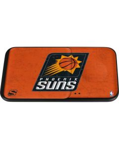 Phoenix Suns Distressed Wireless Charger Duo Skin