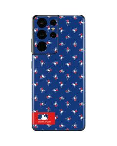 Toronto Blue Jays Full Count Galaxy S21 Ultra 5G Skin