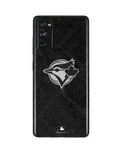 Toronto Blue Jays Dark Wash Galaxy S20 Fan Edition Skin