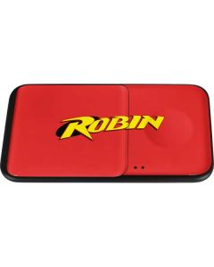 Robin Official Logo Wireless Charger Duo Skin
