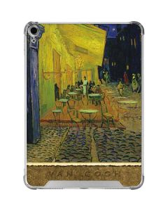 Cafe Terrace at Night iPad Air 10.9in (2020) Clear Case
