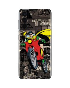 Robin Mixed Media Galaxy S21 5G Skin