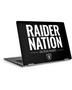 Las Vegas Raiders Team Motto HP Elitebook Skin