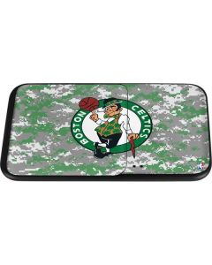 Boston Celtics Digi Camo Wireless Charger Duo Skin
