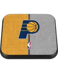 Indiana Pacers Canvas Wireless Charger Single Skin