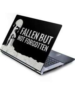 Fallen But Not Forgotten Generic Laptop Skin