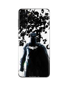 Batman and Bats Galaxy S21 Plus 5G Skin