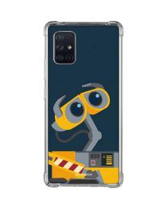 WALL-E Robot Galaxy A71 5G Clear Case