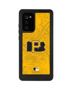 Pittsburgh Pirates Home Turf Galaxy Note20 5G Waterproof Case